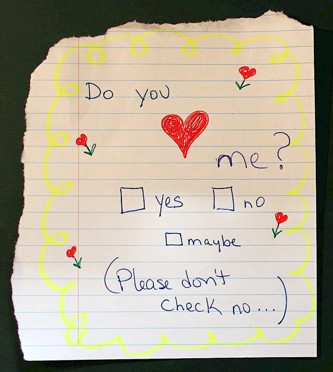Do you know what you are talking about? Love, yes. Word known to all men. Amor vero aliquid alicui bonum vult unde et ea quae concupiscimus ...